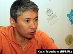 Талгат Ермегияев. Алматы, 13 августа 2012 года.