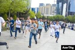 «Alovqoruyanlar»ın yürüşü – 11 may 2015