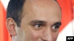Georgian Prime Minister Grigol Mgaloblishvili