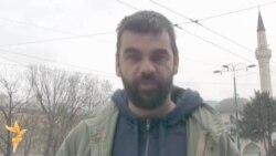 Lica protesta: Sandro Šehović