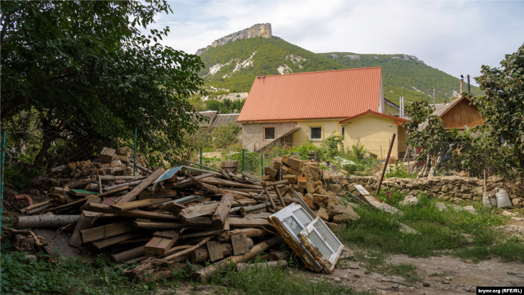 Ближайшая к реке усадьба в переулке Заречном