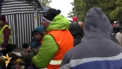 Humanitarci u Berkasovu