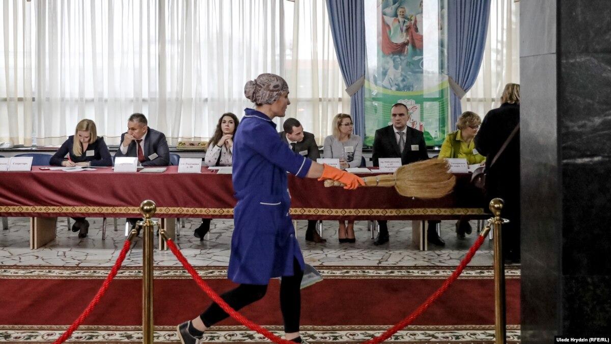 Явка на парламентских выборах в Беларуси составила более 77% – ЦИК