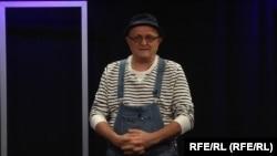 Vasile Botnaru, autorul și prezentatorul emisiunii Punct și de la Capăt