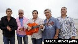 Группа Gipsy Kings
