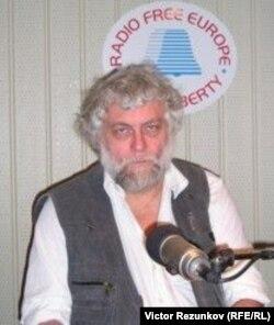 Георгий Михайлов в студии Радио Свобода