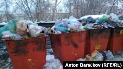 Many Russians are angry about household waste disposal.