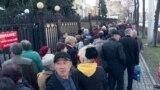 Kyrgyzstan, Bishkek, russia, pressident, elections, 18Mar2018