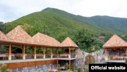 Şəkidə turizm mərkəzi