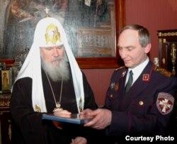 Встреча с Алексием II, 2005 год
