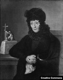 Екатерина Новосильцева, урожденная Орлова