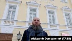 Владимир Кехман, экс-директор Новосибирского театра оперы и балета (архивное фото)