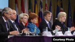 Riqada media forumu, 20 may, 2015-ci il