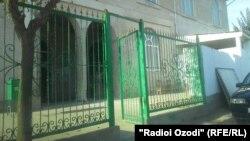Qo'rg'ontepadagi Abubakr Siddiq jome' masjidi.