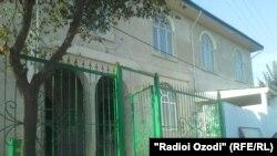"""Масҷиди ҷомеъи ба номи """"Абӯбакри Сиддиқ""""-и шаҳри Қӯрғонтеппа"""