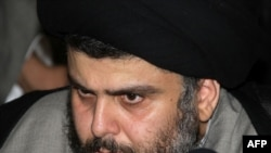 Muqtada al-Sadr has returned to Iraq