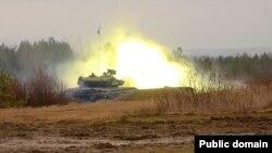 Ukrayna tankı
