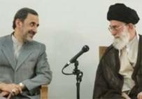 Ali Akbar Velayati (left) with Supreme Leader Ayatollah Ali Khamenei (Fars file photo)