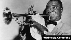 «Король джазу» Луї Армстронг