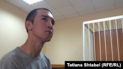 Максим Кормелицкий в суде
