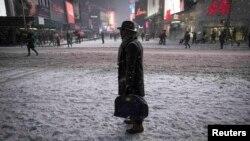 Нью-Йорк, 26 січня 2015 року