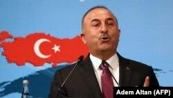 مولود چاوشاغلو، وزیر خارجه ترکیه