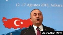 Թուրքիան արտգործնախարար Մևլութ Չավուշօղլու, արխիվ