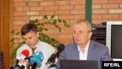 Igor Boțan și Arcadie Barbăroșie