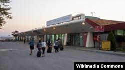 """Aeroporti Ndërkombëtar i Prishtinës """"Adem Jashari"""""""