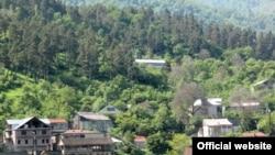 Город Дилижан в Тавушской области Армении
