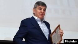 Глава Союза армянРоссии Ара Абрамян