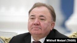 ГIалгIайн куьйгалхо Калиматов Махьмуд-Iела