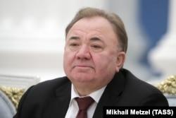 Глава Ингушетии Махмуд-Али Калиматов