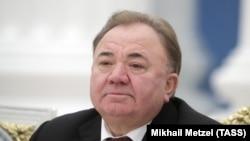 Махмуд-Али Калиматов, глава Ингушетии