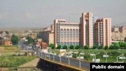 Նորակառույց բնակելի շենք Երևանում