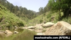 Pakistan - A view of Buneer village, 31Jan2011