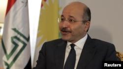 Kurdish region Prime Minister Barham Salih