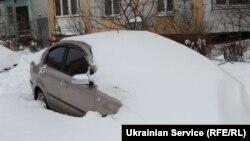 Рекордні снігопади у Києві, 24 березня 2013