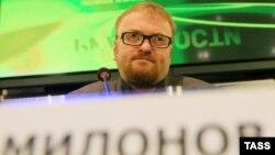 """Виталий Милонов широко известен множеством странных законодательных инициатив и непримиримой борьбой с """"содомом"""" и """"развратом"""""""
