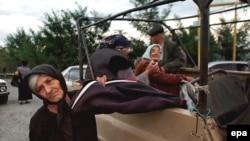 В Тбилиси считают, что на фоне ползучей аннексии и размещения ограждений вдоль оккупационной линии перспективы возвращения беженцев в родной дом не очень обнадеживающие