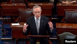 Senatorul Harry Reid