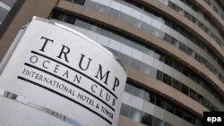 Трамптың компаниясы иелік ететін Trump Ocean Club қонақүй, Панама. (Көрнекі сурет.)