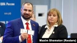 Максим Сурайкин и Элла Памфилова