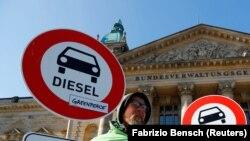 Nemački sud već otvorio put zabrani vožnje starih dizel vozila u gradovima