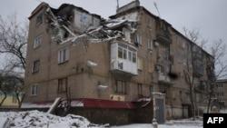 Асароти ҷанг дар шарқи Украина