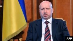 Олександр Турчинов, в.о. президента, голова Верховної Ради України
