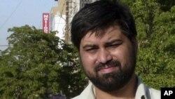 Журналист Салим Шахзад.