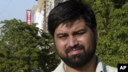 Slain Pakistani journalist Syed Saleem Shahzad