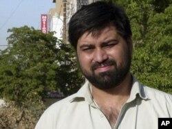 خبریال سلیم شهزاد چې د روان کال په ۳۱ مې په اسلام آباد کې نامالومه کسانو ووژلی