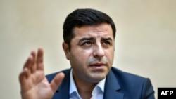 Кандидат в президенты Турции Селахаттин Демирташ